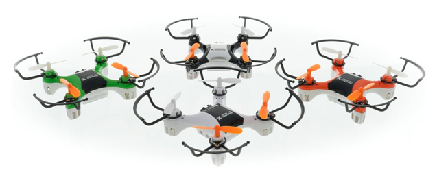 applications of Mini Drones