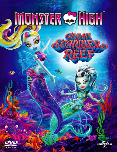 Ver Monster High: El gran arrecife monstruoso (2016) Online