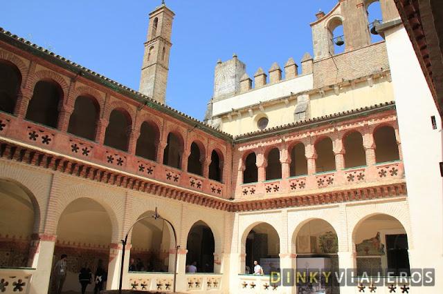 Santiponce - Monasterio de San Isidoro del Campo