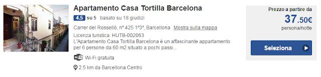 Apartamento Casa Tortilla Barcelona