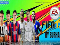 DLS 17 Mod FIFA 17 By Burhan Mod Apk + Data OBB Full HD Terbaru