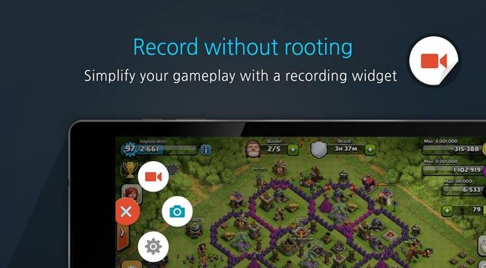 Aplikasi Screen Recorder untuk Android