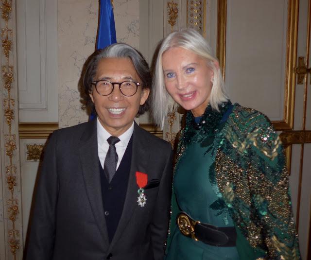 International Luxury Consulting  Kenzo Takada   Anne De