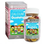 Wellness Gummy Kids isi 30 Multivitamin untuk Anak-Anak