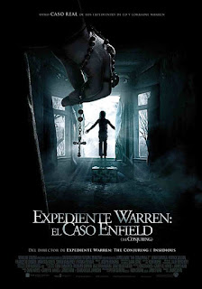 Cartel: Expediente Warren: El caso Enfield