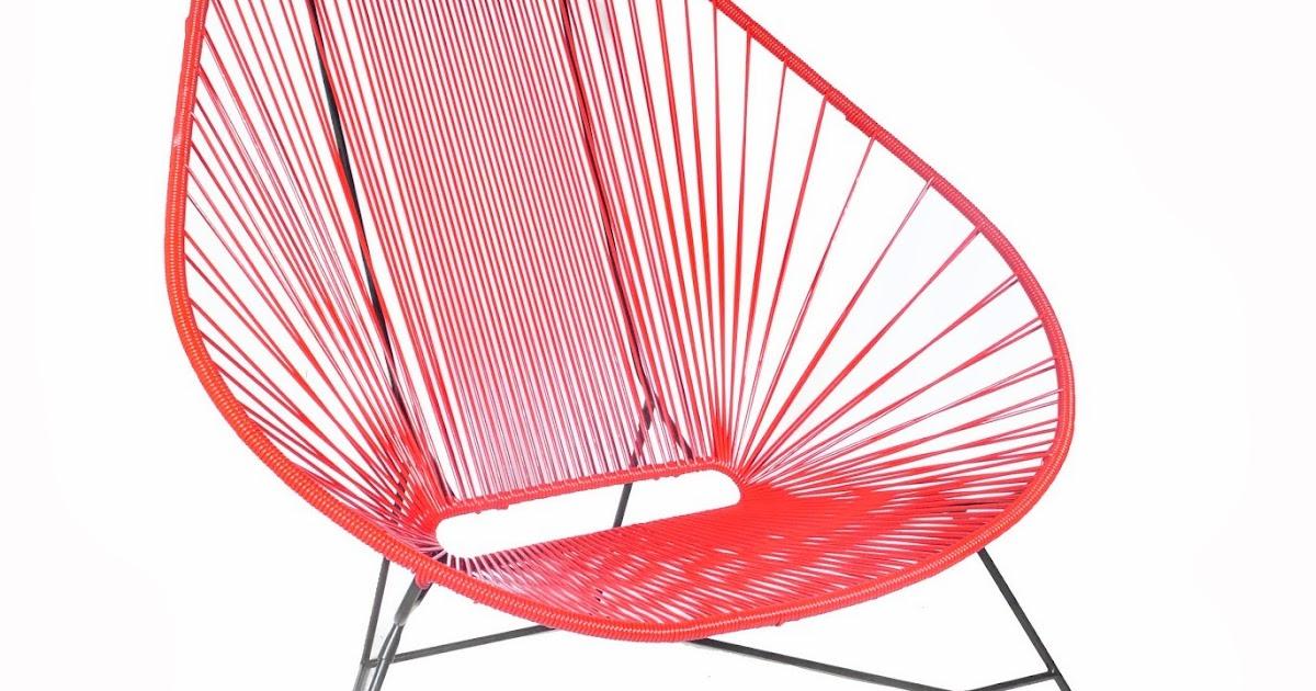 mobilier scoubidou du fauteuil acapulco la s rie compl te. Black Bedroom Furniture Sets. Home Design Ideas