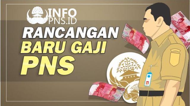 Skema Gaji Baru, PNS akan dapat Tunjangan Kemahalan