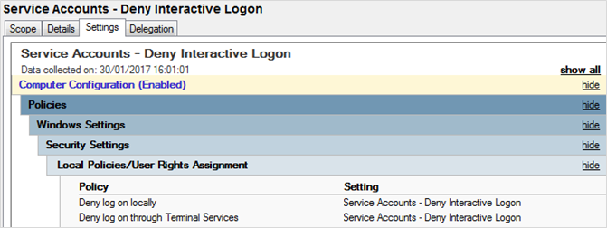 Paula's IT Blog: Deny Interactive Logon for Service Accounts