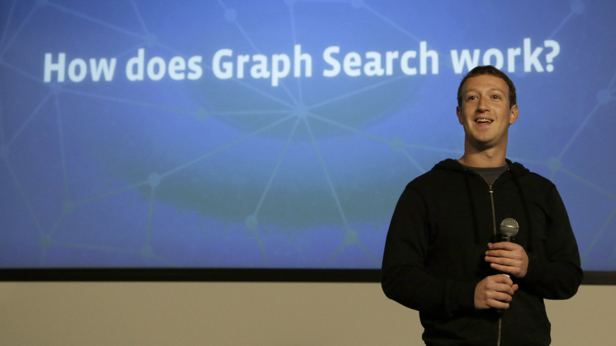 How the graph Search works.See the clip for more