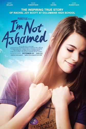 I'm Not Ashamed [2016] [DVDR] [NTSC] [Latino]