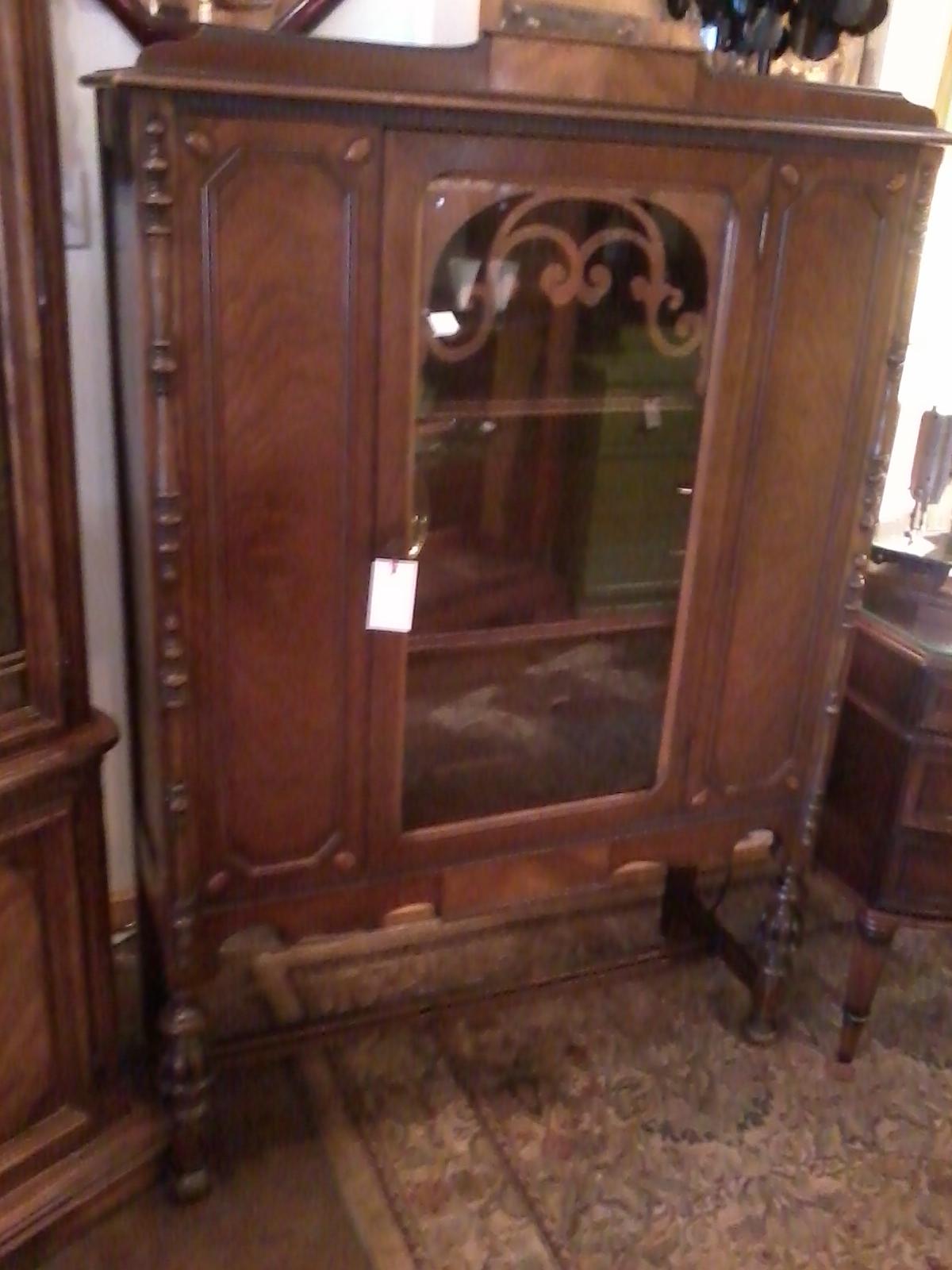 Antique Curio Cabinets | Antique Furniture