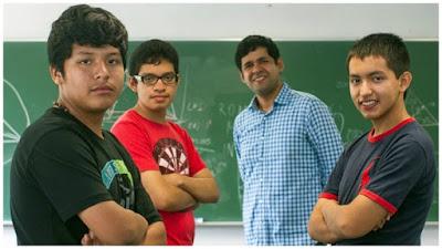 Joven peruano ganó una beca en la mejor universidad del mundo