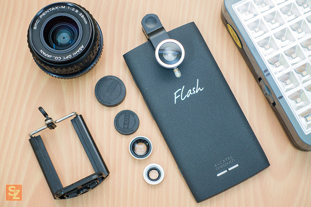 clip lens for smartphone review