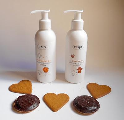 Pan de Jengibre y Chocolate con Naranja para tus manos con Ziaja