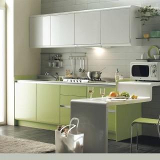 85 Model Kitchen Set Minimalis Untuk Dapur Cantik Rumahku Unik