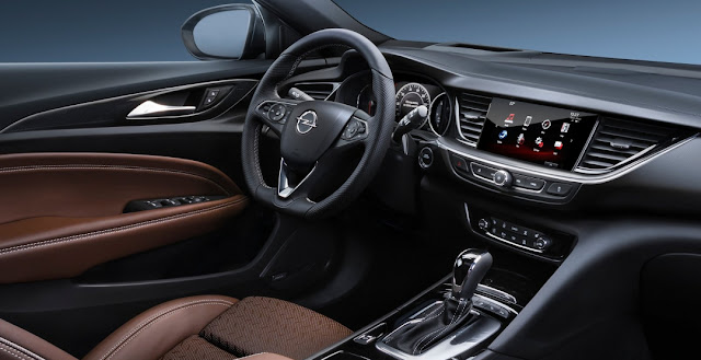 Opel Insignia  2 2017-2018