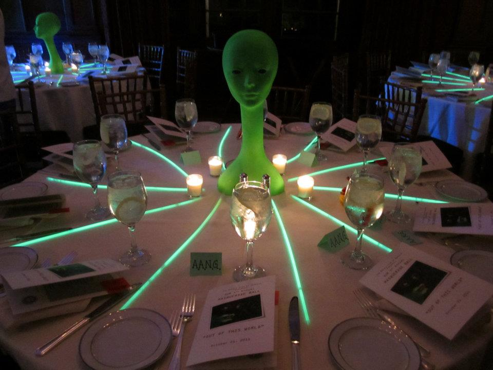The Fine Living Muse An Alien Masquerade Ball Fundraiser