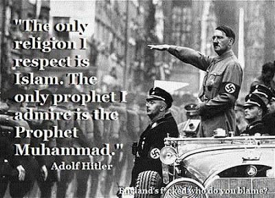 Adolf Hitler dan Islam