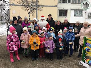Відкриття дитячого майданчика Миропільска, 37В