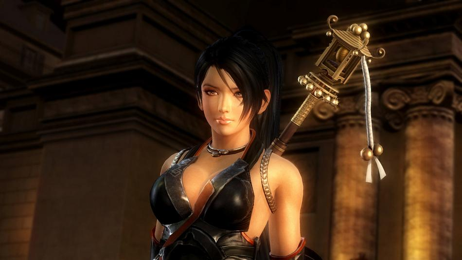 hot girls in video game