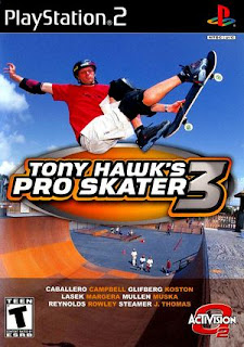 Tony Hawk's Pro Skater 3 (PS2) 2001