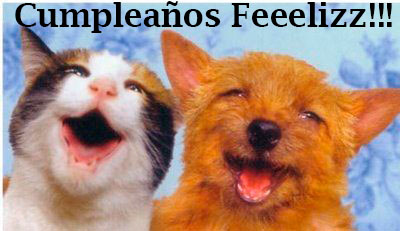 cumpleaños feliz mascotas