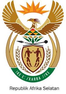 Lambang negara Republik Afrika Selatan