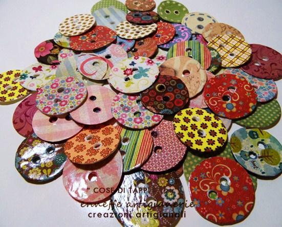 spesso Riciclo Creativo : Riutile: Ispirazioni: Bottoni decorativi dai  PC19