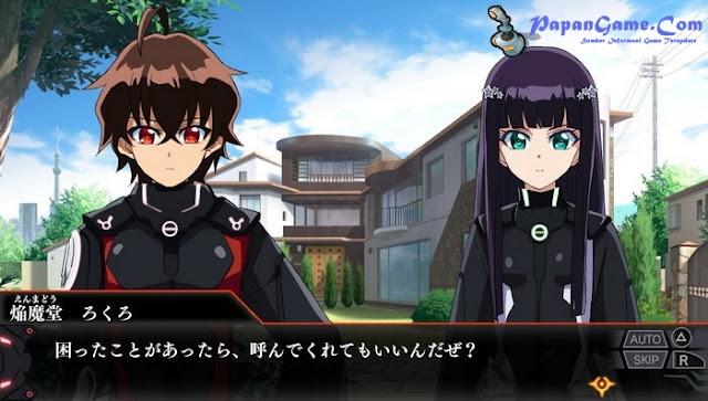 screenshot game seisei no onmyouji 1