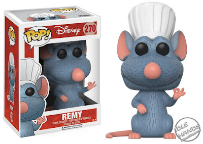 Toy Fair 2017 Funko Disney Ratatoulle Pops