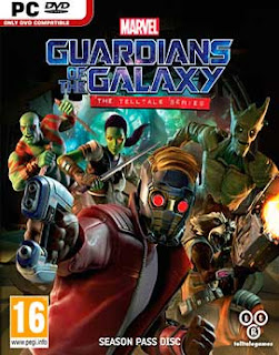 Marvels Guardians of the Galaxy - Episode 2 PC