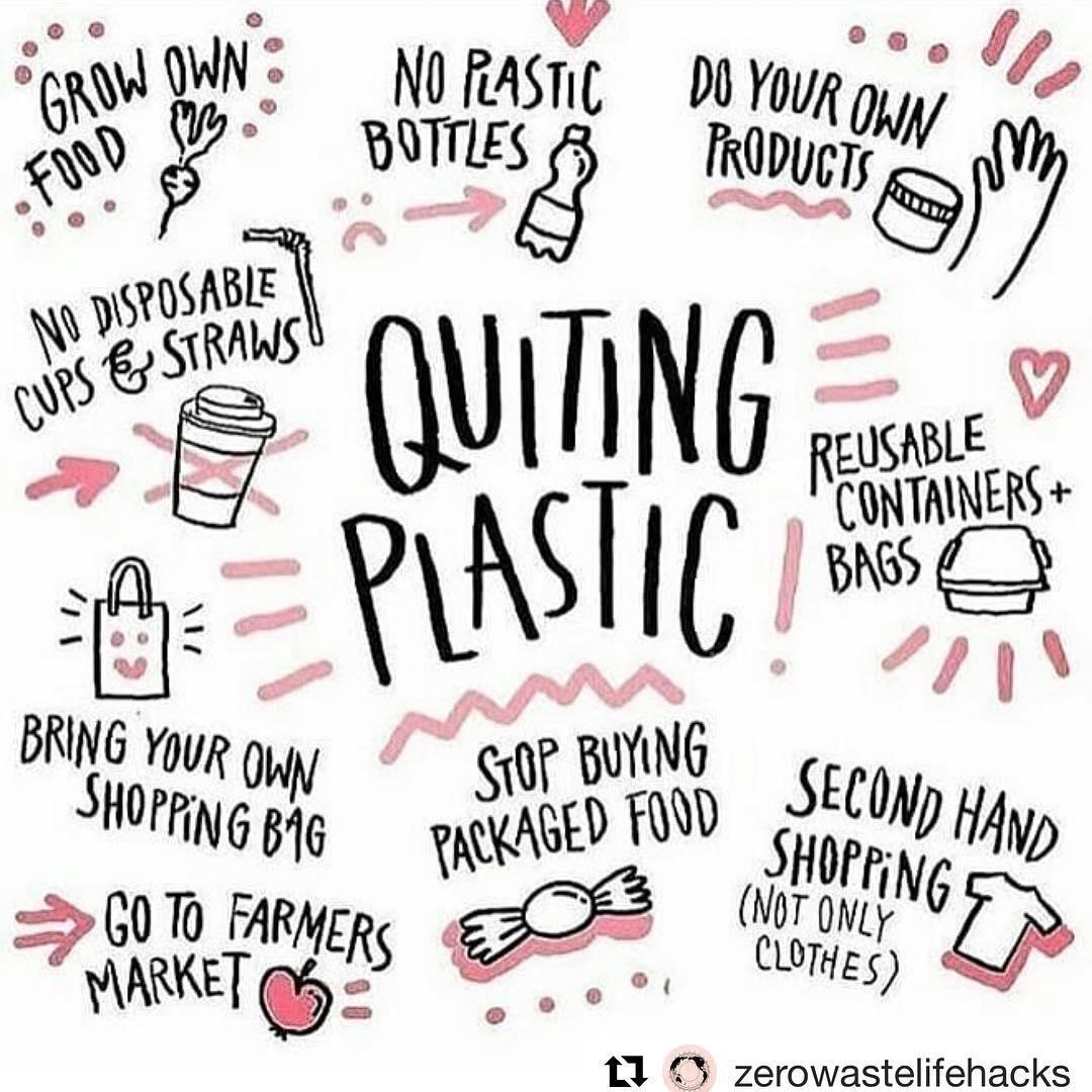 Quiting Plastic
