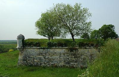 Les fortifications de Hiers-Brouage