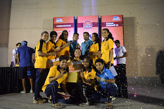 Shahu College and NMV College emerge victorious in Puneri Paltan's Inter College Kabaddi Tournament