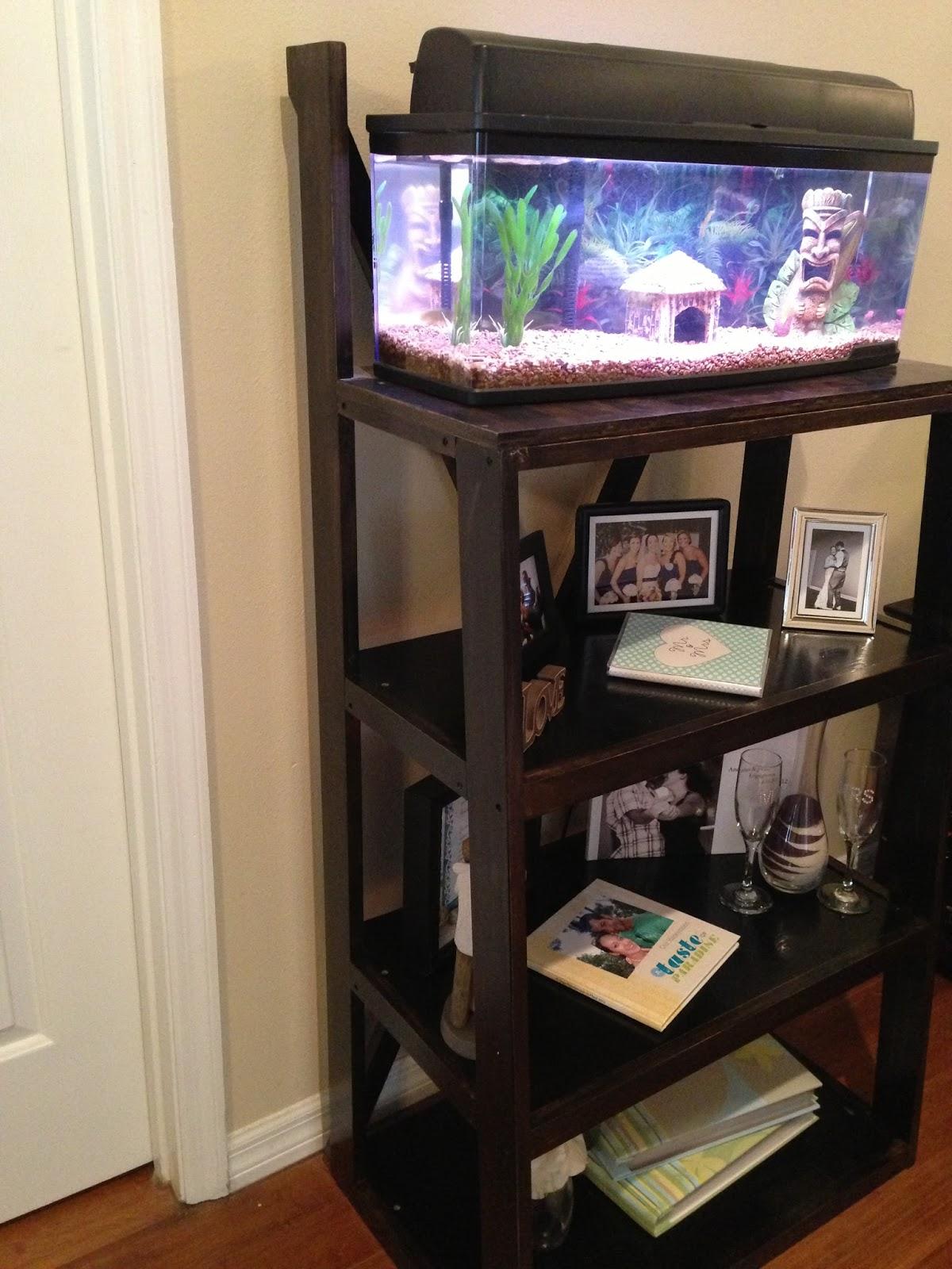J. W. Fiske Victorian Cast Iron Aquarium Fish Tank at 1stdibs