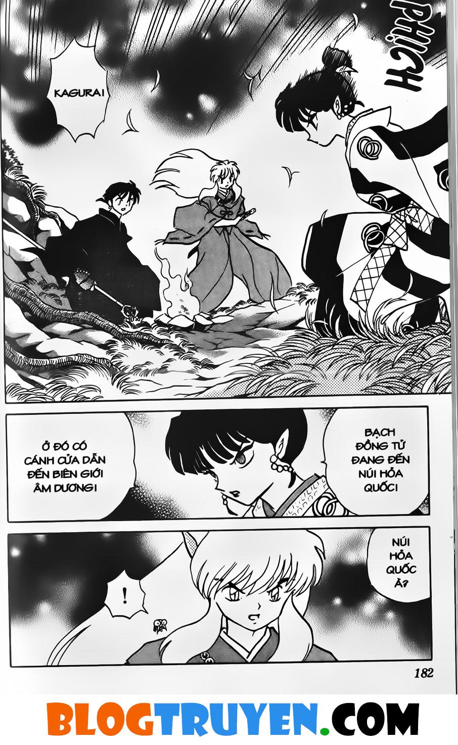 Inuyasha vol 30.10 trang 15