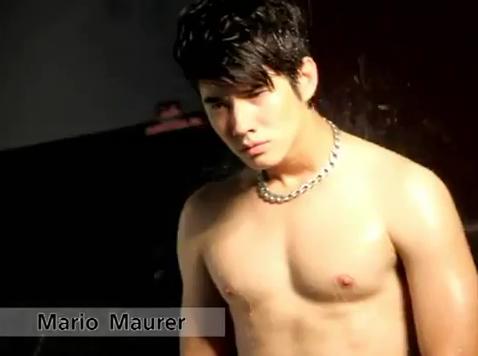 That Mario maurer nude fake phrase Bravo