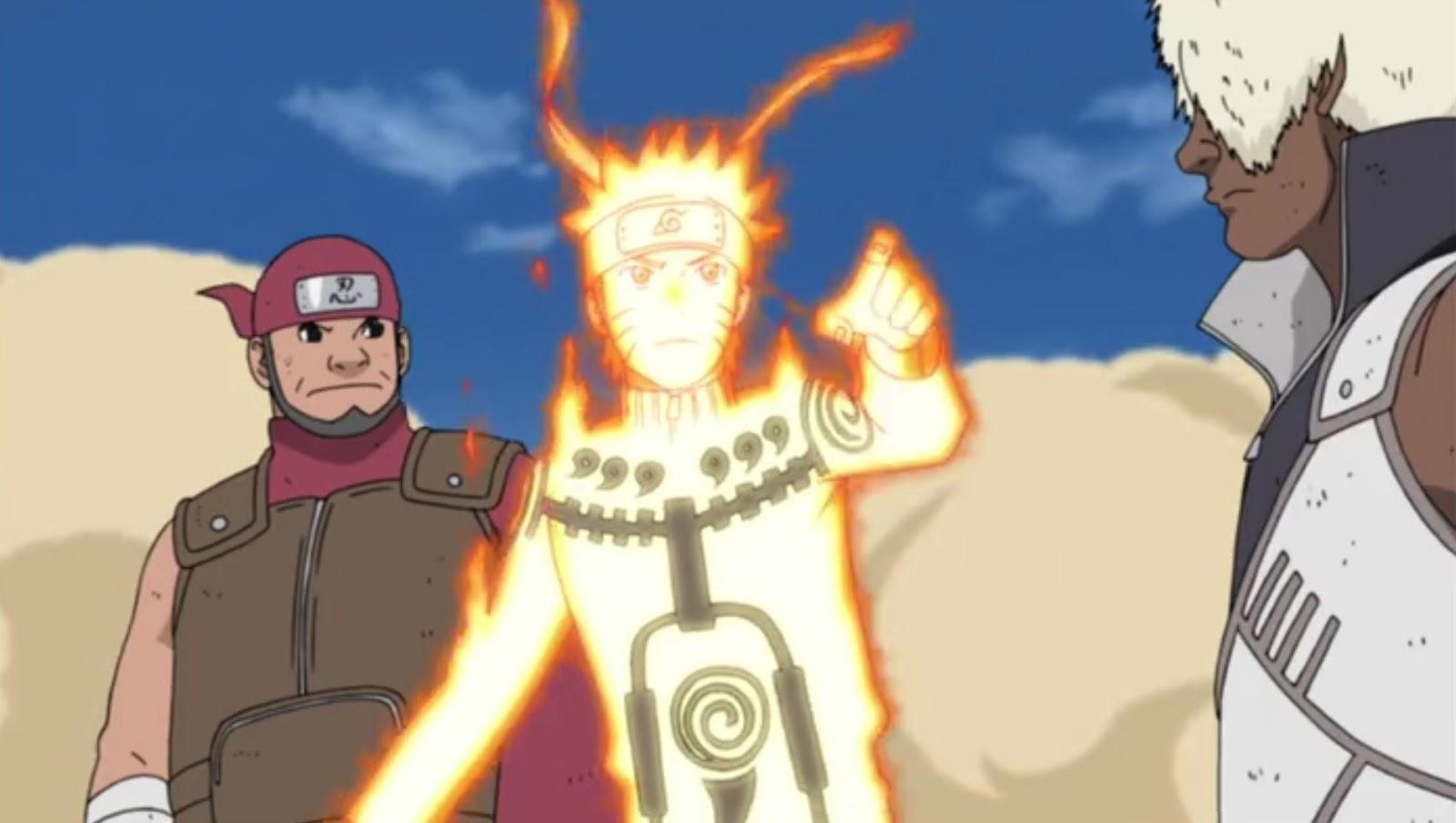 Naruto Shippuden: Episódio 321 – Os Reforços Chegam