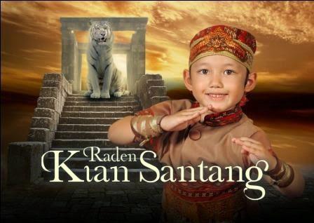 Hikayat Raden Kian Santang Sang Koesnadi