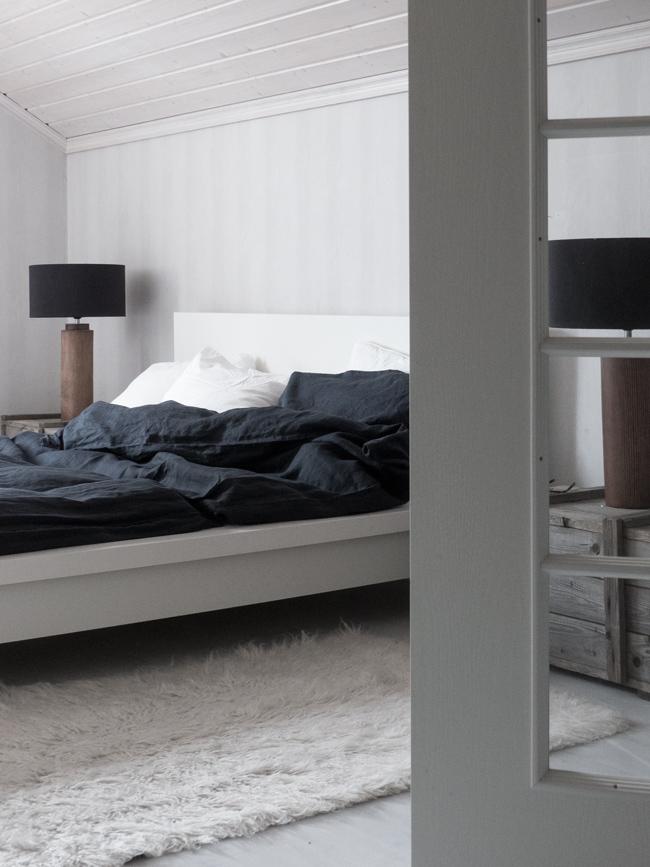 Käinby1952, Heaven Linen, pellavalakanat, makuuhuone, petivaatteet