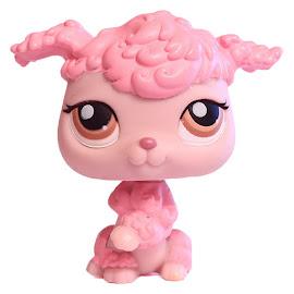 Littlest Pet Shop Dioramas Poodle (#402) Pet
