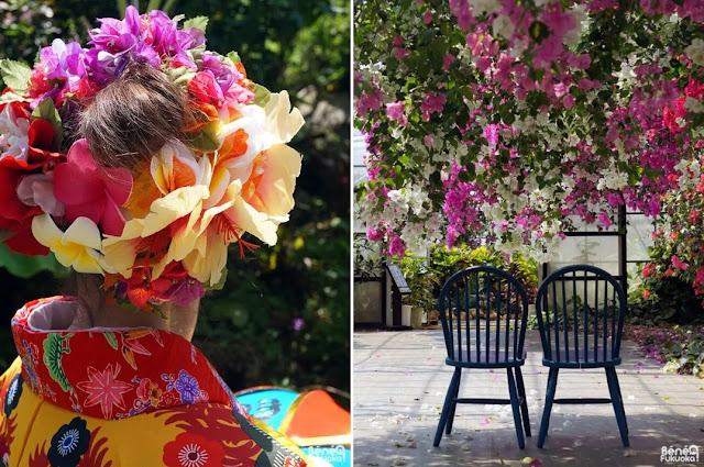 ユートピアファームと琉装体験