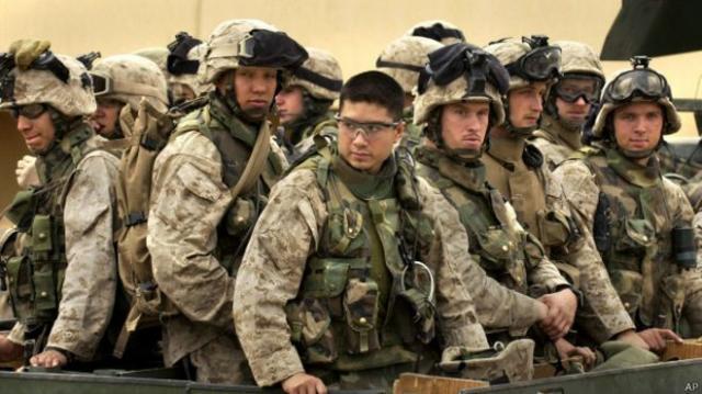 السعودية تستقدم قوات كوماندوز امريكية لتامين الكعبة والحرم النبوى قبيل موسم الحج
