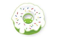 android Donut logo