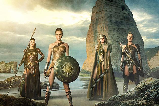 Flashback Universe Blog: Wonder Woman, Kamandi and Doom