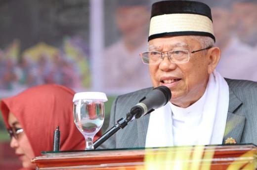 Maruf Amin: Saya Belum 80, Baru 57 Tahun