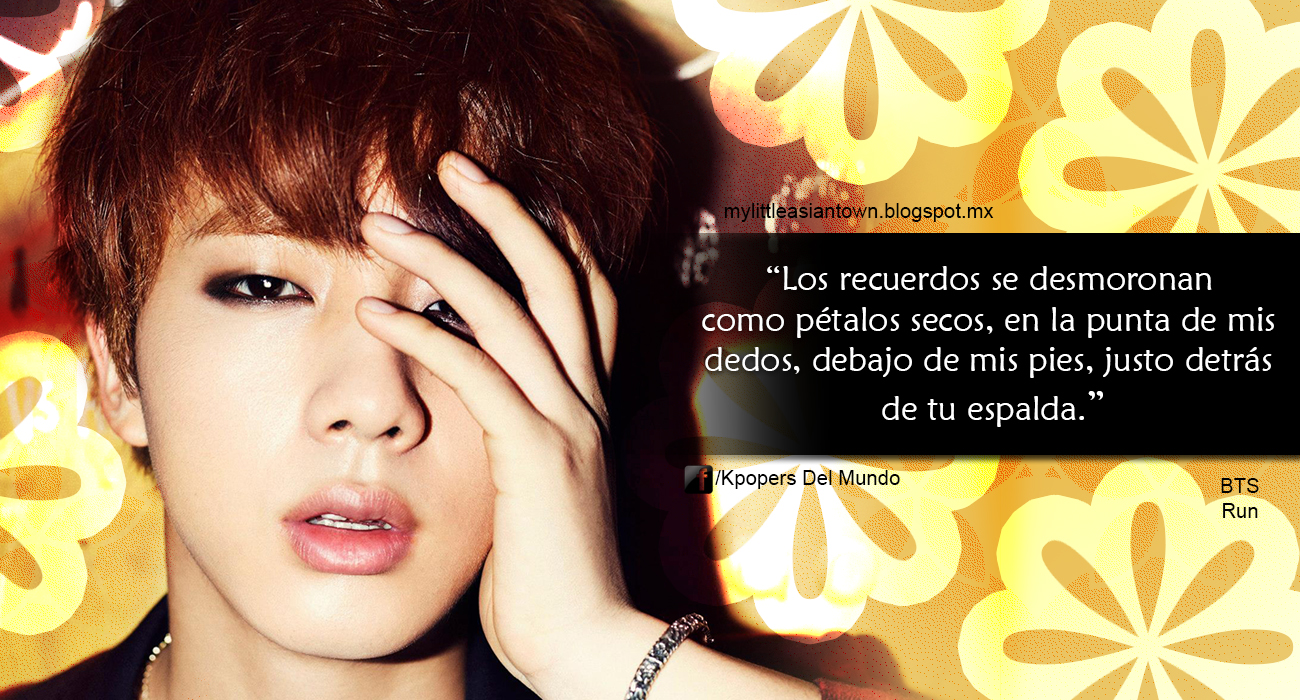 My Little Asian Town Frases De Bts Bangtan Boys