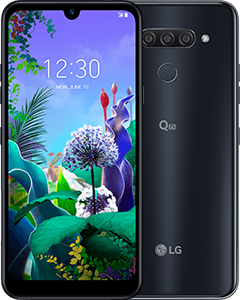 LG Q60 vs Samsung Galaxy A10: Comparativa
