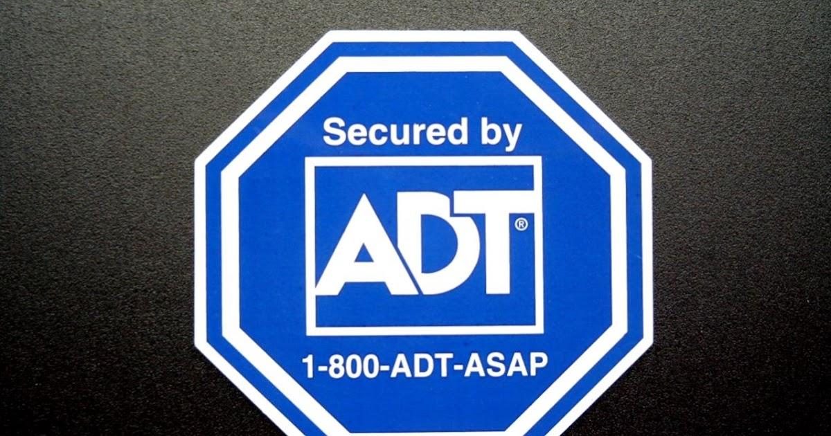 Adt Security W 9