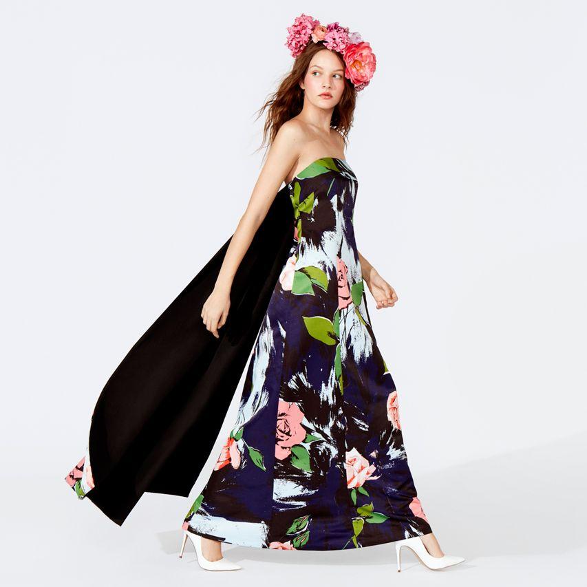 8428c0b6984a Richard Quinn X Debenhams Fashion Collection - Insta Dressing By Amal  Clooney's Met Ball Gown Designer